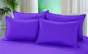 Lilac Bedding Sets Ultra Soft Microfiber Bed Sheet Bedding Sets