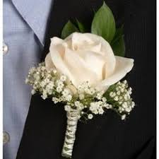 How To Make Boutonnieres Easy To Make Pretty Boutonnieres With Gypsophila Baby U0027s Breath