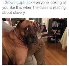 Sad Dog Meme - sad dog by black twitter posts meme center
