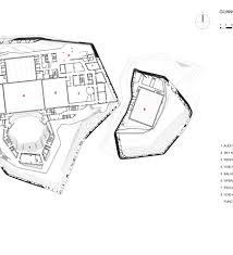 architecture photography fourth floor plan 116043 zaha hadid