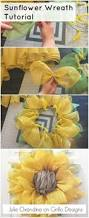 best 25 sunflower crafts ideas on pinterest burlap wreaths for