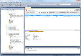 search sql search find sql fast in sql server management studio and