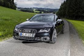 audi a7 modified audi s7 sportback tweaked by abt sportsline gets at least 513 horses