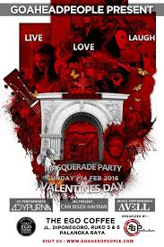 Live Love And Laugh by Live Love And Laugh Masquerade Party In Valentines Day Sola