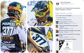 rockstar energy motocross gear pourcel with fly gear moto related motocross forums message