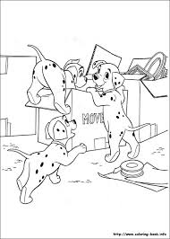 23 101 dalmatians coloring pages images