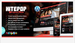 15 extraordinary singer wordpress themes wp template