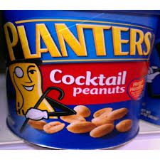 Planters Cocktail Peanuts by Top 50 Most Popular Peanut