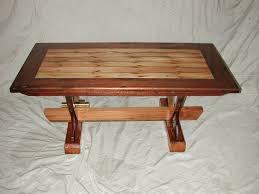 coffee tables ideas trestle coffee table suitable living room