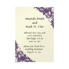 wedding reception invitations sle wedding reception invitations iidaemilia