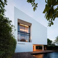 house design pictures thailand minimal baan moom house in bangkok thailand ultralinx