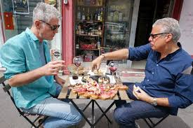 Anthony Bourdain On Kitchen Knives The Provence Post Sunday Anthony Bourdain In Marseille