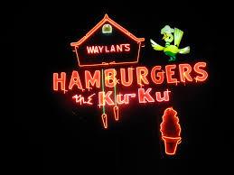 neon night at waylan u0027s kuku burger food channel
