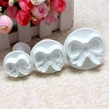 aliexpress com buy sale 2017 3pcs bow knot cake icing