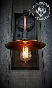 Industrial Guard Sconce by 1252 Best Industrial Images On Pinterest Industrial Lighting