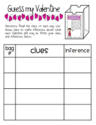 inferencing worksheets 4th grade 28 templates inferences