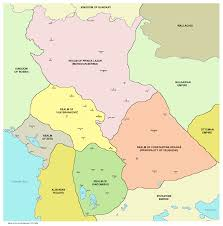 Balkan States Map by Atlas Of The Republic Of Macedonia Wikimedia Commons