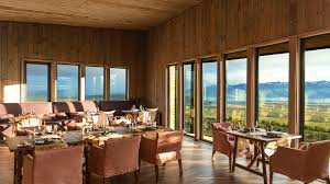 Villa Interior by Awasi Patagonia Torres Del Paine National Park Andbeyond