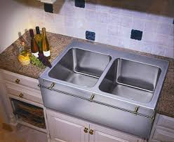 stainless steel apron sink capacity sink farmhouse apron sinks by just