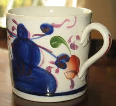 early 19th century gaudy welsh mug for sale antiques com