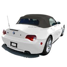 bmw z4 convertable bmw z4 convertible top haartz basalt gray twillfast rpc w glass