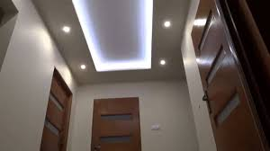 light n shine ceiling led strip light lights youtube