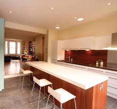 Kitchen Island Extensions by Rear Kitchen Extension To A Victorian Mid Terrace House Real Homes