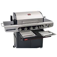 Housse Barbecue Xxl by Barbecue Gaz Siesta 612 Avec Plancha Et Tournebroche 223 9261 000