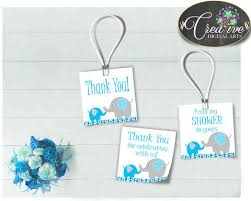 Baby Shower Favor Messages - baby shower u2013 tagged