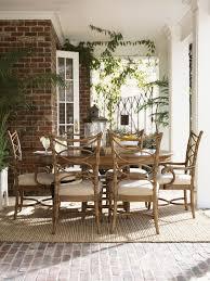 beach house coconut grove dining table lexington home brands