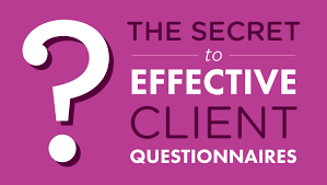 Home Design Questionnaire For Clients How To Create Effective Client Questionnaires