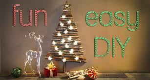 fun easy christmas decorations diy tree robeson design u2013 the
