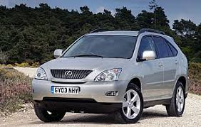 lexus rx300h car reviews lexus rx300 se l the aa