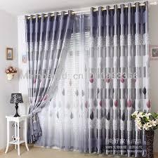 rideaux de chambre a coucher 13 exquisite jacquard leaf pattern