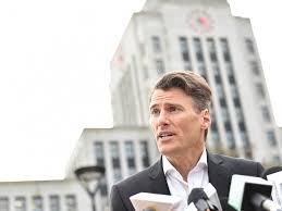 Seeking Not Update Mayor Gregor Robertson Announces He Will Not Seek Re Election