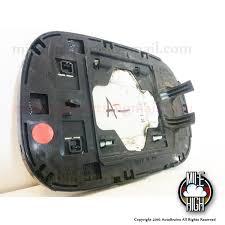 lexus ls400 parts nz 94 05 lexus ls400 gs400 gs430 rh passenger auto dim mirror glass