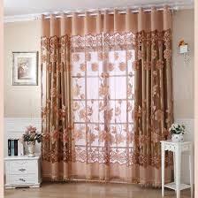 rideau de fenetre de chambre 250cmx100cm rideau décoration de maison fenêtre chambre salle à