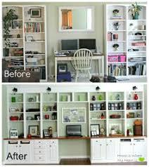 Bookcase Desks Study With Built In Desk And Shelves Desks Shelves And Glass Doors
