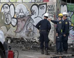 oakland warehouse fire san francisco chronicle oakland fire was definitively not caused by fridge atf says