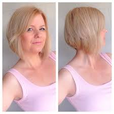 pink highlighted hair over 50 22 cute graduated bob hairstyles short haircut designs popular