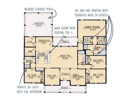 His And Her Bathroom Floor Plans Thibodaux A House Plan Schumacher Homes