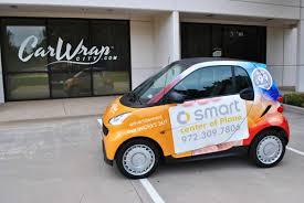 smart car desk u0026 elevator wrap car wrap city