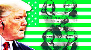 helped write the federalist papers our founding fathers feared a trump