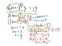 showme solving rational equations with monomial denominator