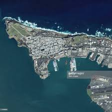 Old San Juan Map Satellite Image Shows Old San Juan Pictures Getty Images