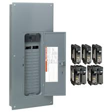 breaker boxes power distribution the home depot