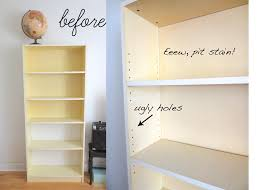How To Paint Ikea Furniture by Paint Ikea Bookcase