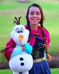 Anna Frozen Costume Diy Princess Anna Costume U0026 Makeup From Disney U0027s Frozen