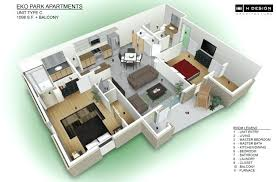 3 bedroom house designs pictures 3d 3 bedroom house plans zdrasti club