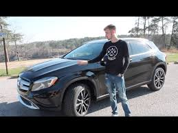 mercedes gla 250 review of the 2017 mercedes gla 250